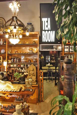 tea-room